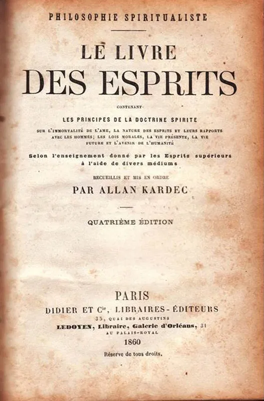 O Livro dos Espíritos - AK